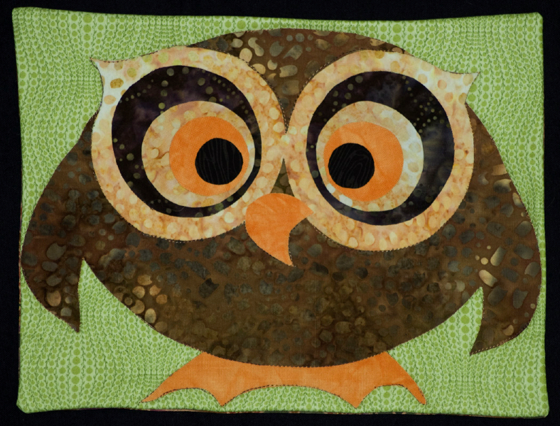 Poindexter owl